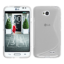 Coque LG L70 D325 S-Line Silicone Gel Housse - Clear