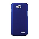 Coque LG L90 D410 Plastique Etui Rigide - Bleu