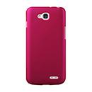 Coque LG L90 D410 Plastique Etui Rigide - Rose Chaud