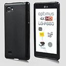 Coque LG Optimus 4X HD P880 Silicone Gel Housse - Noire