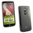 Coque LG Optimus G2 S-Line Silicone Gel Housse - Gris