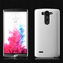 Coque LG Optimus G3 Beat Plastique Etui Rigide - Blanche