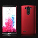 Coque LG Optimus G3 Beat Plastique Etui Rigide - Rouge