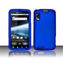 Coque Motorola Atrix MB860 Plastique Etui Rigide - Bleu