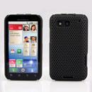 Coque Motorola Defy MB525 Filet Plastique Etui Rigide - Noire