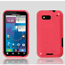 Coque Motorola Defy MB525 Silicone Gel Housse - Rose Chaud