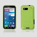Coque Motorola Defy MB525 Silicone Gel Housse - Verte