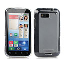Coque Motorola Defy MB525 Silicone Transparent Housse - Clear