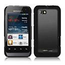 Coque Motorola Defy Mini XT320 Plastique Etui Rigide - Noire