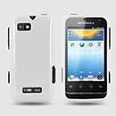 Coque Motorola Defy Mini XT320 Silicone Gel Housse - Blanche