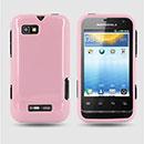 Coque Motorola Defy Mini XT320 Silicone Gel Housse - Rose