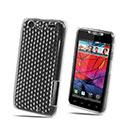 Coque Motorola Droid Razr Maxx XT912 Diamant TPU Gel Housse - Claire