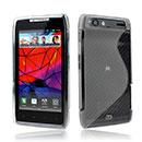 Coque Motorola Droid Razr Maxx XT912 S-Line Silicone Gel Housse - Clear
