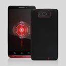 Coque Motorola Droid Ultra XT1080 Plastique Etui Rigide - Noire