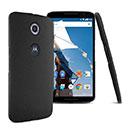 Coque Motorola Google Nexus 6 Sables Mouvants Etui Rigide - Noire