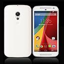 Coque Motorola Moto G 2 Silicone Transparent Housse - Clear