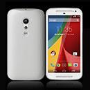 Coque Motorola Moto G 2 Silicone Transparent Housse - Gris