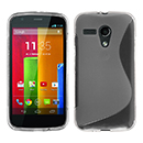 Coque Motorola Moto G S-Line Silicone Gel Housse - Clear