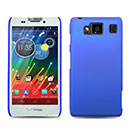 Coque Motorola Razr HD XT926 Plastique Etui Rigide - Bleu