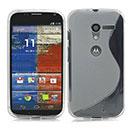 Coque Motorola X Phone XFON S-Line Silicone Gel Housse - Clear