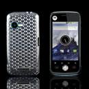 Coque Motorola XT502 Diamant TPU Gel Housse - Claire