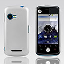 Coque Motorola XT502 Plastique Etui Rigide - Blanche