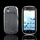 Coque Motorola XT800 Diamant Silicone Gel Housse - Blanche