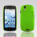 Coque Motorola XT800 Filet Plastique Etui Rigide - Verte