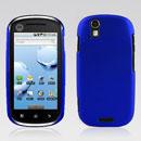 Coque Motorola XT800 Plastique Etui Rigide - Bleu