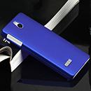 Coque Nokia 515 N515 Plastique Etui Rigide - Bleu
