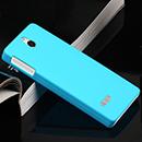 Coque Nokia 515 N515 Plastique Etui Rigide - Bleue Ciel
