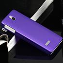 Coque Nokia 515 N515 Plastique Etui Rigide - Pourpre