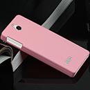 Coque Nokia 515 N515 Plastique Etui Rigide - Rose