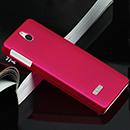 Coque Nokia 515 N515 Plastique Etui Rigide - Rose Chaud