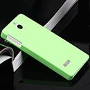 Coque Nokia 515 N515 Plastique Etui Rigide - Verte
