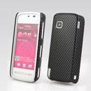 Coque Nokia 5230 Filet Plastique Etui Rigide - Noire