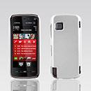Coque Nokia 5230 Xpress Music Plastique Etui Rigide - Blanche