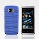 Coque Nokia 5530 Filet Plastique Etui Rigide - Bleue Ciel
