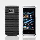 Coque Nokia 5530 Filet Plastique Etui Rigide - Noire