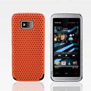 Coque Nokia 5530 Filet Plastique Etui Rigide - Orange