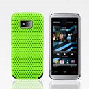 Coque Nokia 5530 Filet Plastique Etui Rigide - Verte