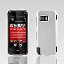 Coque Nokia 5800 Plastique Etui Rigide - Blanche