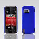 Coque Nokia 5800 Plastique Etui Rigide - Bleu