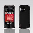 Coque Nokia 5800 Plastique Etui Rigide - Noire