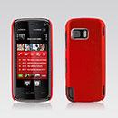 Coque Nokia 5800 Plastique Etui Rigide - Rouge