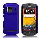 Coque Nokia 808 Plastique Etui Rigide - Bleu