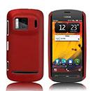 Coque Nokia 808 Plastique Etui Rigide - Rouge