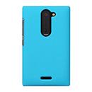 Coque Nokia Asha 502 Plastique Etui Rigide - Bleue Ciel