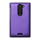 Coque Nokia Asha 502 Plastique Etui Rigide - Pourpre