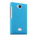 Coque Nokia Asha 503 Plastique Etui Rigide - Bleue Ciel